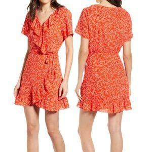 Cupcakes and Cashmere Kiley Wrap Dress